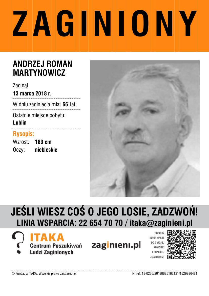 Andrzej Roman Martynowicz